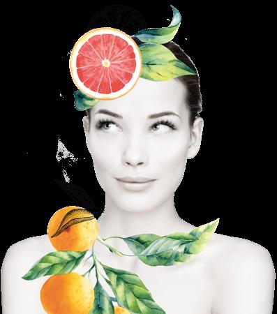 Grapefruit Reinigung